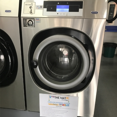 ePAY System Washer